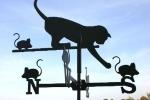 Korouhev - Kočka myš