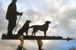 Korouhev - Lovec se psi